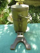Wwii Oil Machine For Large Military Equipment On Ships