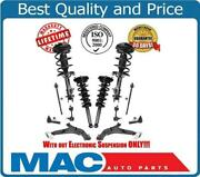 New Suspension And Steering 12pc Kit For Nissan Maxima And For Infiniti I30 00-01