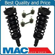 Rear Coil Spring Strut Mount Assembly Sway Bars Fits For 00-02 Subaru Legacy