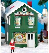Piko Christmas North Pole Candy Factory G Gauge Large Scale 62713 Free Shipping