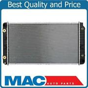 100 New Radiator For Vehicles With Engine Oil Cooler And Transmission Cooler