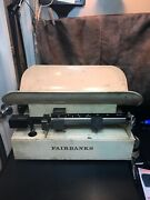 Antique Fairbanks Baby Scale.shop658266.in Amazing Condition.and It Works