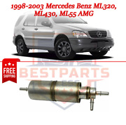 New Fuel Filter For 1998-2003 Mercedes Benz Ml320, Ml430, Ml55 Amg