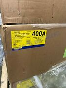 Square D H325r 400a 240vac Nema 3r Heavy Duty Safety Switch New In Box