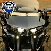 Yamaha 2018 Venture Eluder Touring Led Auxiliary Driving Lights 2df-h54a0-v0-00