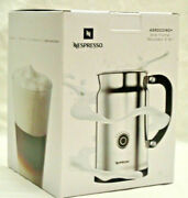 Nespresso Aeroccino + Plus 3192-us Automatic Electric Milk Frother Stainless