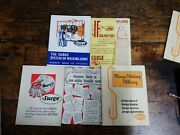 5 1945 + Money Making Milking Babson Bros. Cow Milking Equipment Lot Catalogs