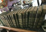 1962 Funk And Wagnalls Encyclopedia Set, Volumes 1-25, Missing Books 24 And 20