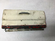 Early Style Used Glove Box Mercedes W121 190sl Without Clock 1955