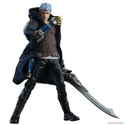 1/12 Devil May Cry 5 Nero 1/12 Scale Pvc And Abs Painted Finished Product Movable