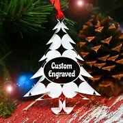 Lhs - Personalized Noel Decor Christmas Tree Bulb Ornament Pet Hanging Gift