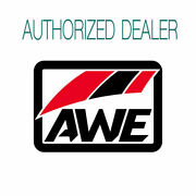 Awe 3020-33058 Track Exhaust For B9 Rs 5 Coupe Non-resonated Black Rs-style Tips