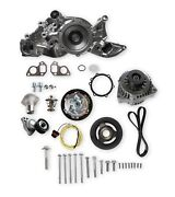 Holley Performance 20-187p Mid-mount Complete Race Accessory System
