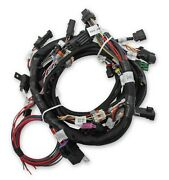 Holley Efi 558-510 Ti-vct Harness Kit Fits 11-17 F-150 Mustang