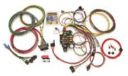 Painless Wiring 10206 28 Circuit Classic-plus Customizable Chassis Harness