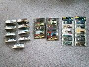 Star Wars Empire And Jedi 70mm Collector Film Cels Lot Of 30