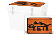 Cooler Wrap Accessories Decal Sticker Fits Yeti Tundra 45 Redfish Wd Fishing