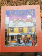 The Victorian Advent Christmas Fold Out Pop-up Book Victoria Lites Donand039t Work