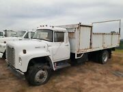 Dump Bed Used Late Model 444 International Harvester Dumptruck Hydraulic Dumpbed