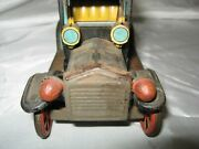 rare 53/4'' Vintage Toy Car, Japan Made 1950's. Excellent Condition