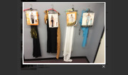 Lot 110 Halloween Costumes + Wigs Belts Masks Egyptian Pirate. San Diego La Only