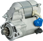Firepower Replacement Starter Motor Direct Fit With 2 Year Warranty Snd0690