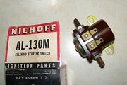 1961 Dodge Plymouth 6 Cyl At Vintage Nors Starter Solenoid Switch Repl 2095606