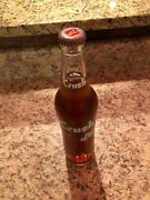 Rare Crush Bottle With 7up Cap 1978