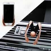 Universal Car Mobile Phone Holder Cradle Air Vent Cell Phone Mount Accessories