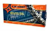 Fire Power 525 X 120 Links Fpo Series Oring Sealed Gold Drive Chain