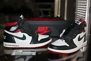 Deadstock Air Jordan Retro 1 High No Photos Resale Red Size 9.5 And 13