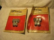 Nos Aftermarket 1963-70 A-body Lh Rally Wheel Lug Nuts