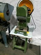 5 Ton Stamping Punch Press Stamp Forge Bend Blank Metal Parts