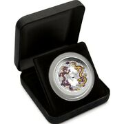 2012 Dragons Of Legend Special Edition 5oz Pure Silver Proof Coin