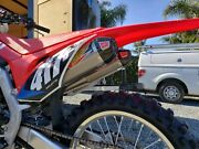 Pro Circuit Ti-6 Full System Complete Exhaust Honda Crf450r 450rx 450 2017-18