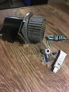 Swg 4hd Power Vent Replacement Motor For Coal Stoves Old Style Squirrel Cage