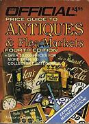 Antiques And Flea Markets Paperback Of Collectibles House