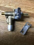 Replacement Burner Gas Valve Bw00b0 Csa Dc288 For Round Manifold Bbq Griddle