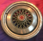 1974 1975 1976 1977 1978 Ford Mustang Ii Galaxie Granada Hubcap 14andrdquo Wheelcover