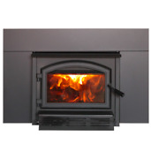 Empire Archway 1700 Wood Insert Fireplace With Ceramic Glass Window