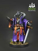 Theist Priest Conquest Last Argument Of Kings Commission Painting