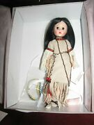 Very Very Rare Madame Alexander 12 Lissy Under The Big Top Doll