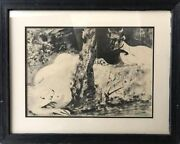Pablo Picasso - Orig Signed Lithograph - 1967 Miro Chagall We Love Best Offers