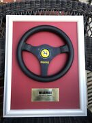 Momo Volante Formula 1 Ferrari Steering Wheel Display