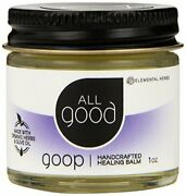 All Good Goop Organic Healing Balm And Ointment 1 Oz
