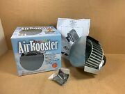 Even Air Ab-1 Air Booster For Square And Round Duct Up To 305 Cfm 46010600