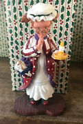 Dept 56 All Through The House Mary Jo In Box