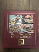 2000 Great Grilling And Casual Cookouts Cooking Club Of America Cookbook Recipes