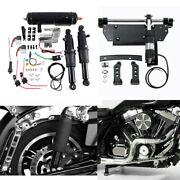 Electric Center Stand Air Ride Suspension For Harley Touring Street Glide 09-16