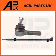 Steering Track Rod End + Rh Drag Link For Ford 3910 4000 4100 Tractor
